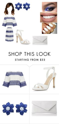 """Senza titolo #1441"" by cavallaro ❤ liked on Polyvore featuring New Look and L.K.Bennett"