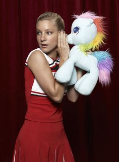 brittany and the unicorn <3