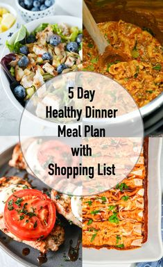 High Protein Meal Plan, High Protein Recipes, Clean Eating Recipes, Healthy Dinner Recipes, Healthy Habbits, Macro Friendly Recipes, Workout Meal Plan, Health Eating, Meal Planning