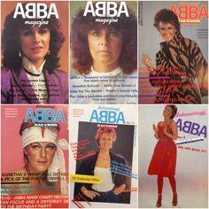 ABBA Fans Blog: Frida Abba Magazine Covers #Abba #Frida http://abbafansblog.blogspot.co.uk/2015/11/frida-abba-magazine-covers.html