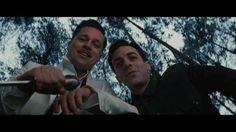 Tarantino // From Below by kogonada. Shots looking up at characters in the films of Quentin Tarantino.