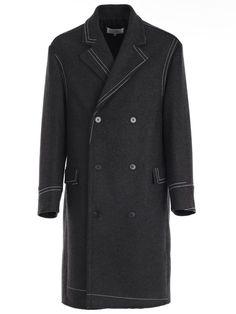 MAISON MARTIN MARGIELA Maison Margiela Coat. #maisonmartinmargiela #cloth #https: