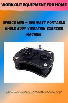 500 Watt Mini Portable Whole Body Vibration Plate Exercise Machine. Exercise Machine, Workout Machines, Whole Body Vibration, Speed Up Metabolism, Home Workout Equipment, Upper Body, Build Muscle, Health Benefits, At Home Workouts