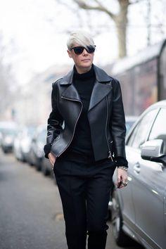Street Style: Milan Fashion Week Bundles Up - The Cut