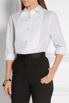 Dolce & Gabbana | Chemise en popeline de coton | NET-A-PORTER.COM