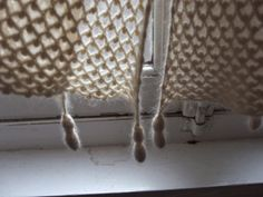 Knitted Curtains
