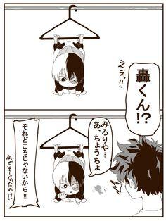 Todoroki Shouto & Midoriya Izuku