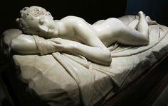 Antonio Canova (1757-1822) - Sleeping Nymph