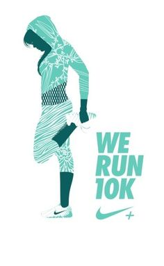 Grab your friends and run the Nike Women 10K on March 9th or 10th, no matter where you are. #running #nike