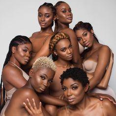 Shades of Melanin @aaronhandy . . . . . #photography #melaninpoppin #beauty #melanin #blackgirls #sheslay #islay #bakface #beatface #gorgeous #haironpoint #beautystylist#glamorous #fleek #sleek #ourbeautyisdiverse #makeup  #outfitoftheday #makeup  #fiercebeauty  #dopeshot #model #melanin #blackgirlmagic #womenwithstyle #blackgirlsrock #gorg #glam