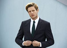 James Norton talks growing up, his acting heroes and vintage clothes