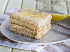 Sommerliches Zitronen-Limoncello-Tiramisu