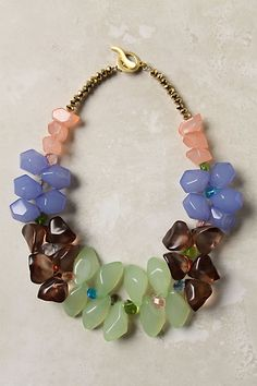 Cronulla Necklace @ Anthropologie