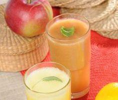 Recept Jablečný nápoj od Vorwerk vývoj receptů - Recept z kategorie Nápoje Kitchen Machine, Pudding, Desserts, Food, Thermomix, Tailgate Desserts, Deserts, Custard Pudding, Essen