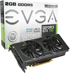 K1ng0fNo0b: EVGA – lance la carte graphique GeForce GTX 750 FT...
