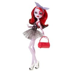 Monster High Dance Class Operetta (owned)