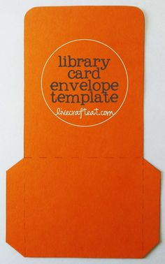 Free Job Card Template Delectable September Is National Library Card Sign Up Monthget A Library Card .