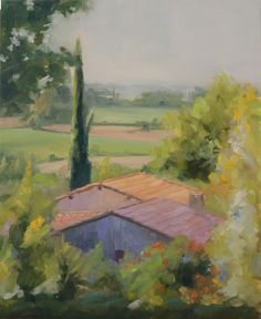 Susan Fuquay — The Walk Behind the Chateau