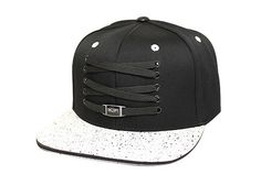 Lacer Oreo 3 Snapback. Use Promo Code: SHIPPING for Free Shipping on your order!