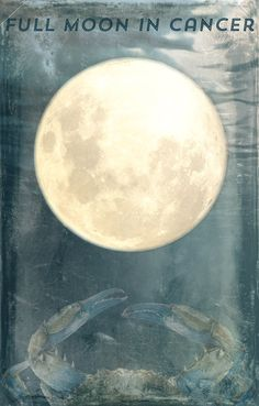 full moon in cancer – emotional intelligence