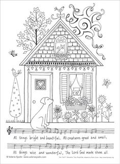 Colorful Blessings from KnitPicks.com Knitting by Valerie Sjodin