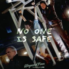 There are consequences for breaking the rules in Wayward Pines. Enjoy Your Life, Sleepy Hollow, Me Tv, Twin Peaks, Timeline Photos, Best Shows Ever, Favorite Tv Shows, Pine, Tv Series