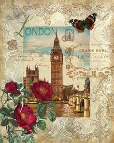 Vintage Pic - London