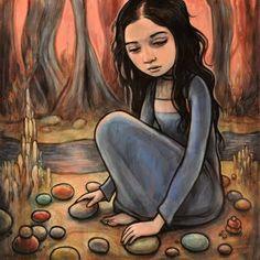 "Kelly Vivanco ""Where Colors Grow"" flatcolor 2011: Kelly Vivanco ""Where Colors Grow"" Preview"