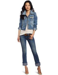 True Religion Women's Jada Love and Haight Womens Jacket