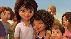 'Home' review: Novel turned comedy - NEWSDAY #Home, #Movies