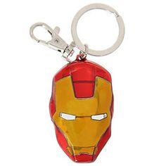 Marvel Avengers Iron Man Classic Colored Mask Keychain