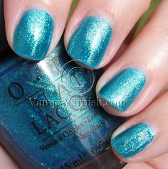 OPI Catch Me In Your Net (discontinued)