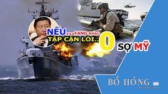 Sẽ có chiến tranh Biển ĐôngMỹ-Trung Quốc hãy kiềm chế như VN