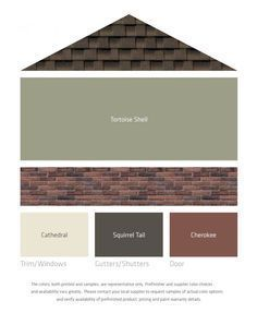 Colors That Go With Brick And Rust Google Search