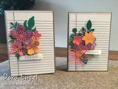 Stampin' Up!, product review, Produktvergleich, May Flower Framelits, Botanical Builder Framelits, Botanical Blooms, Falling Flowers, Maiblüten, Pflanzen-Potpourri