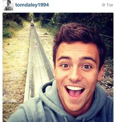 Tom Daley<3 via Instagram
