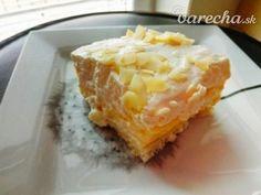Krémové ľadové kocky (fotorecept)