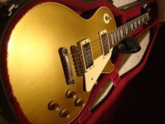 1970 Gibson Les Paul Deluxe with optional factory ordered full size humbuckers with embossed Gibson Logos... Monster Les Paul.