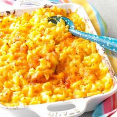 Homey Mac & Cheese Recipe @keyingredient #cheese #cheddar