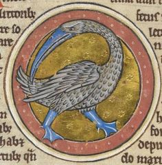 British Library Royal MS 12 C XIX (c1200-c1210) f41v Medieval Artwork, Bestiary, Illustrated Manuscript, Illuminated Manuscript, Historical Art, Middle Ages, Art, Ancient Art, Animal Paintings