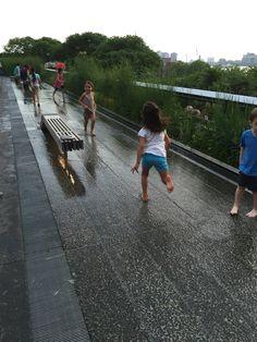 Highline park 'beach'