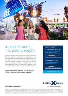 Cruise Ferier Cruise One Celebrity Cruises, Cruise Travel, Fort Lauderdale, Travel Agency, Celebrities, Celebs, Foreign Celebrities, Famous People, Celebrity