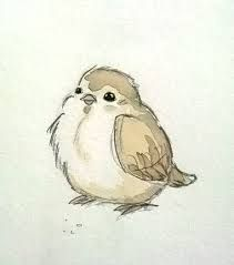 Image result for fluffy bird