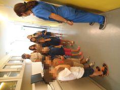 Visita à Clínica Veterinária