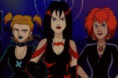 "Which Member Of The Hex Girls From ""Scooby-Doo"" Are You?"