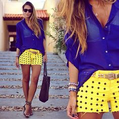 colour summer style