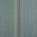 Milliner-Grey carpet tile by FLOR  heavy traffic; $12/square ($4.46/sq ft)