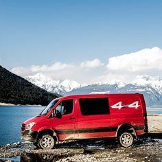 The 2015 Sprinter 4x4 Is Cheaper, Safer, and Smarter than Your Ancient Vanagon | Outside Online