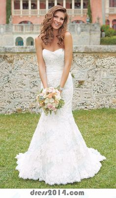 Absolutely beautiful dress Spencer liked -- Call (310) 882-5039 if you are looking for CA marriage officiants. https://OfficiantGuy.com