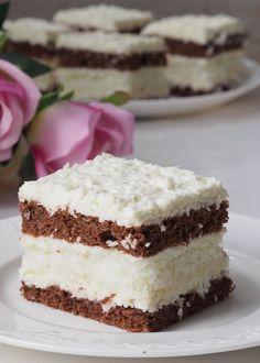 Dessert Cake Recipes, Desserts, No Bake Cake, Vanilla Cake, Tiramisu, Cheesecake, Food And Drink, Baking, Pasta